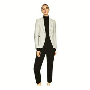 Zara Basic - Beautiful blazer with elbow patches